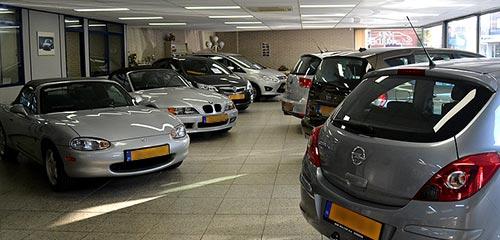 Autobedrijf Wim Mulder - Occasions
